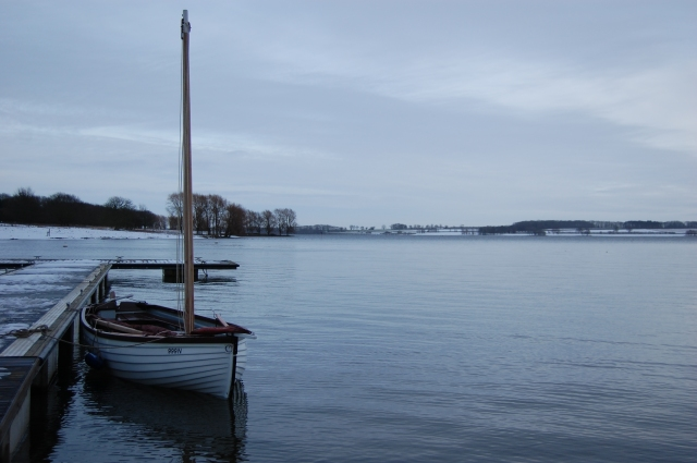 Winter Sailing at Rutland